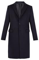 Acne Studios Gavin single-breasted wool-blend coat