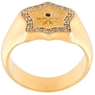 Nialaya Jewelry Shield Ring
