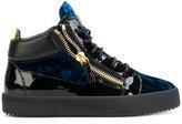 Giuseppe Zanotti Design Kriss mid-top sneakers