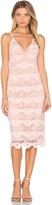 Style Stalker STYLESTALKER Flora Midi Dress
