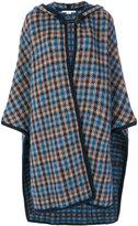 Stella McCartney asymmetric cape