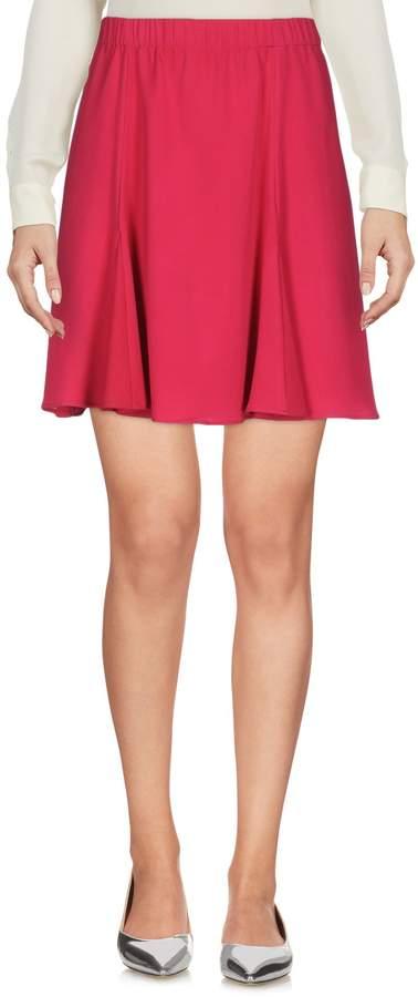 P.A.R.O.S.H. Mini skirts - Item 35310486