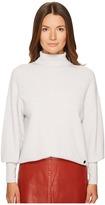 Sonia by Sonia Rykiel - Waffle Knit Turtleneck Sweater Women's Sweater