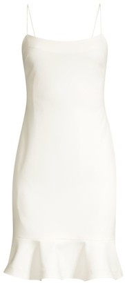 LIKELY Banks Flounce Sheath Dress