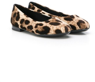 Leopard Print Shoes For Baby Girls
