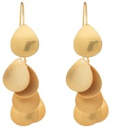 Amrapali 18K Yellow Gold Earrings