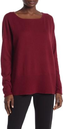 Diane von Furstenberg Bozeman Wool & Cashmere Blend Knit Sweater