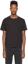 Champion Reverse Weave Black Basic T-Shirt