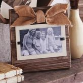 Mud Pie Natural 3-Inch x 5-Inch Picture Frame