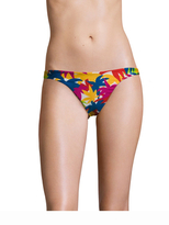 Basta Surf Straddie Reversible High Leg Bikini Bottom
