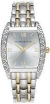 Charter Club Two-Tone Bracelet Watch 22x30mm, Only at Macy's