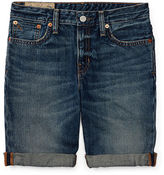 Ralph Lauren Stretch Denim Short
