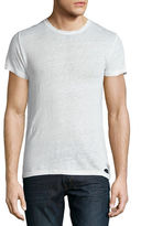 IRO Pop Short-Sleeve T-Shirt, Ecru