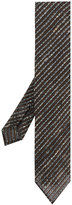 Lardini embroidered tie