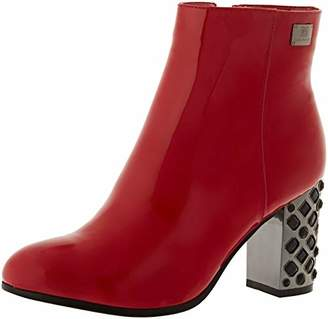 Laura Biagiotti Women's 5138_Bm Ankle Boots, (red 14), 6.5