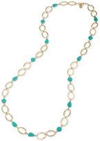 Lauren Ralph Lauren Gold-Tone Rope Necklace