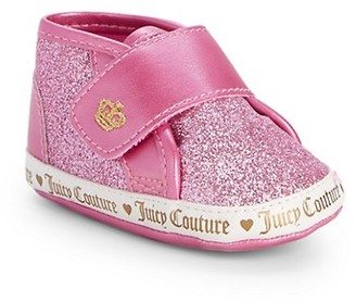 Juicy Couture Baby Girl's Santa Cruz Glittered Sneakers