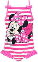 Disney Minnie Mouse Girls' Minnie Mouse Swimsuit