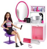 Barbie Sparkle Style Salon Giftset - African American