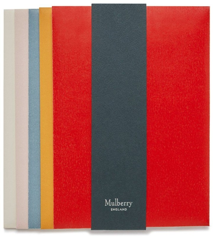 Mulberry The Season of Light Greeting Card 3-Pack Multicolour Paper