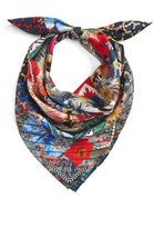 Christian Lacroix Women's Pretty Voodoo Square Silk Scarf