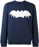 Zoe Karssen bat print sweatshirt - men - Cotton - L