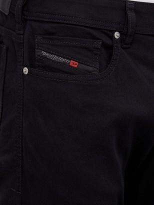 Diesel Zatiny Bootcut Fit Jeans - Black