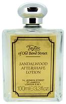 Taylor of Old Bond Street Sandalwood Aftershave Lotion, 100ml