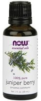NOW 100% Pure Juniper Berry Oil 1 oz 8154568