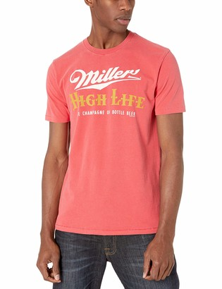 Lucky Brand Men's Miller HIGH Life TEE