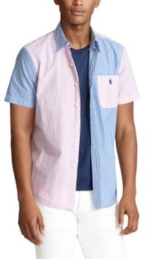 Ralph Lauren Seersucker Shirt Shopstyle