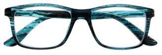 ICU Eyewear Novato - Rectangular Leg Teal
