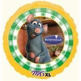 """Disney Ratatouille 18"""" Mylar Balloon"""