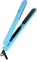 Brilliance New York Diamond Technology 1.25 Ceramic Flat Iron - Blue