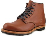"""Red Wing Shoes 6"""" Beckman Men 2e Round Toe Leather Boot."""