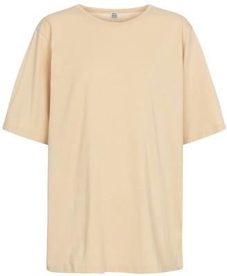 Totême Oversized cotton jersey T-shirt