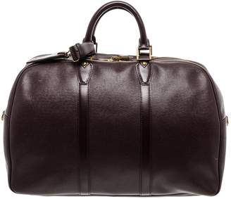 Louis Vuitton Kendall Burgundy Leather Bags