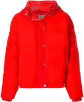 CK Calvin Klein Down Mesh Puffer jacket