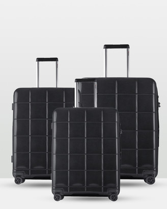 Echolac Japan Cape Town Echolac 3 Piece Luggage Set