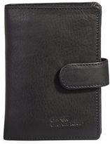 Derek Alexander Leather Derek Alexander Multi-Card Leather Wallet
