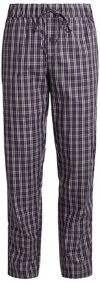 Hanro Check Lounge Trousers