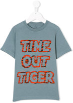 Stella McCartney Time Out Tiger T-shirt