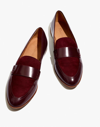 Madewell The Alex Loafer in Suede