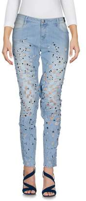 MET Denim trousers