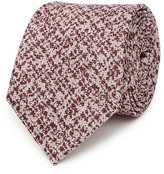 Reiss Denson Mottled Silk Tie