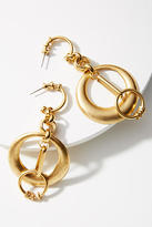 Elizabeth Cole Borges Drop Earrings