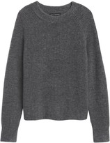 Banana Republic Aire Cropped Sweater