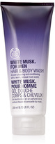 The Body Shop White Musk® For Men Hair & Body Wash