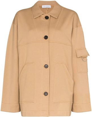 Ninety Percent Button-Up Jacket