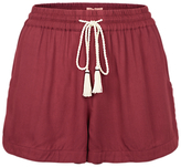 Fat Face Fistral Racer Shorts, Beet